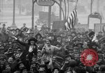 Image of Armistice Day celebration in Paris Paris France, 1918, second 7 stock footage video 65675041811