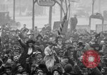 Image of Armistice Day celebration in Paris Paris France, 1918, second 9 stock footage video 65675041811