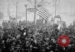 Image of Armistice Day celebration in Paris Paris France, 1918, second 11 stock footage video 65675041811