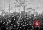 Image of Armistice Day celebration in Paris Paris France, 1918, second 12 stock footage video 65675041811