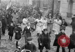 Image of Armistice Day celebration ending World War I Paris France, 1918, second 1 stock footage video 65675041813