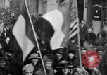 Image of Armistice Day celebration ending World War I Paris France, 1918, second 7 stock footage video 65675041813