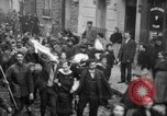 Image of Armistice Day celebration ending World War I Paris France, 1918, second 11 stock footage video 65675041813