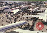Image of Paris Air Show Paris France, 1971, second 2 stock footage video 65675041826