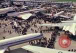 Image of Paris Air Show Paris France, 1971, second 6 stock footage video 65675041826