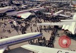 Image of Paris Air Show Paris France, 1971, second 8 stock footage video 65675041826