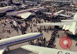 Image of Paris Air Show Paris France, 1971, second 9 stock footage video 65675041826
