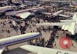 Image of Paris Air Show Paris France, 1971, second 10 stock footage video 65675041826