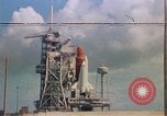 Image of Space Shuttle Atlantis Cape Canaveral Florida USA, 1985, second 1 stock footage video 65675041830