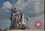 Image of Space Shuttle Atlantis Cape Canaveral Florida USA, 1985, second 4 stock footage video 65675041830