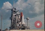 Image of Space Shuttle Atlantis Cape Canaveral Florida USA, 1985, second 5 stock footage video 65675041830