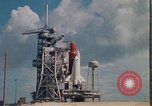 Image of Space Shuttle Atlantis Cape Canaveral Florida USA, 1985, second 8 stock footage video 65675041830