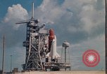 Image of Space Shuttle Atlantis Cape Canaveral Florida USA, 1985, second 9 stock footage video 65675041830
