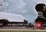 Image of Space Shuttle Atlantis Cape Canaveral Florida USA, 1985, second 9 stock footage video 65675041832