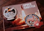 Image of Space Shuttle Atlantis Cape Canaveral Florida USA, 1985, second 5 stock footage video 65675041833