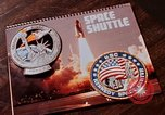 Image of Space Shuttle Atlantis Cape Canaveral Florida USA, 1985, second 6 stock footage video 65675041833