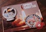 Image of Space Shuttle Atlantis Cape Canaveral Florida USA, 1985, second 8 stock footage video 65675041833