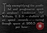 Image of Lieutenant Williams United States USA, 1925, second 5 stock footage video 65675041844