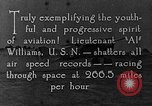 Image of Lieutenant Williams United States USA, 1925, second 7 stock footage video 65675041844