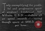 Image of Lieutenant Williams United States USA, 1925, second 10 stock footage video 65675041844