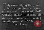Image of Lieutenant Williams United States USA, 1925, second 12 stock footage video 65675041844