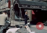 Image of New York City theaters and food New York City USA, 1956, second 5 stock footage video 65675041847