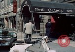 Image of New York City theaters and food New York City USA, 1956, second 7 stock footage video 65675041847