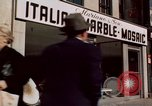 Image of Italian food and fashions in New York New York City USA, 1956, second 2 stock footage video 65675041848