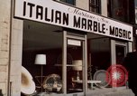 Image of Italian food and fashions in New York New York City USA, 1956, second 3 stock footage video 65675041848