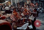 Image of Italian food New York City USA, 1956, second 2 stock footage video 65675041849