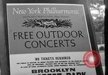 Image of Leonard Bernstein Brooklyn New York City USA, 1966, second 3 stock footage video 65675041869