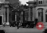 Image of Place Beauvau and Paris railway station Paris France, 1934, second 2 stock footage video 65675041879