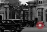 Image of Place Beauvau and Paris railway station Paris France, 1934, second 3 stock footage video 65675041879