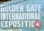 Image of Golden Gate Exhibition San Francisco California USA, 1939, second 1 stock footage video 65675041890