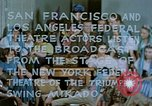 Image of Federal theater San Francisco California USA, 1939, second 11 stock footage video 65675041892
