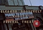 Image of Federal theater San Francisco California USA, 1939, second 2 stock footage video 65675041896