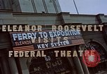 Image of Federal theater San Francisco California USA, 1939, second 5 stock footage video 65675041896