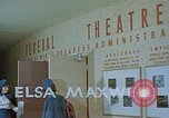 Image of Federal theater San Francisco California USA, 1939, second 3 stock footage video 65675041900
