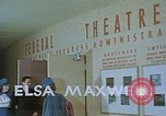Image of Federal theater San Francisco California USA, 1939, second 5 stock footage video 65675041900