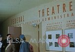 Image of Federal theater San Francisco California USA, 1939, second 7 stock footage video 65675041900