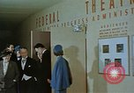 Image of Federal theater San Francisco California USA, 1939, second 9 stock footage video 65675041900