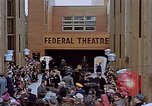 Image of Federal theater San Francisco California USA, 1939, second 9 stock footage video 65675041902