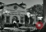 Image of Universal Picture Company Hollywood Los Angeles California USA, 1938, second 6 stock footage video 65675041905