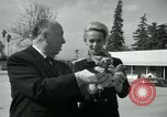 Image of Alfred Hitchcock United States USA, 1963, second 9 stock footage video 65675041910