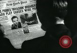 Image of newspapers United States USA, 1938, second 8 stock footage video 65675041915