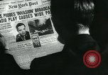Image of newspapers United States USA, 1938, second 9 stock footage video 65675041915