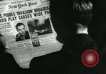Image of newspapers United States USA, 1938, second 10 stock footage video 65675041915