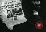 Image of newspapers United States USA, 1938, second 11 stock footage video 65675041915