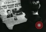 Image of newspapers United States USA, 1938, second 12 stock footage video 65675041915