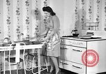 Image of fried egg United States USA, 1938, second 1 stock footage video 65675041917